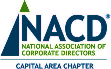 NACD - National Association of Corporate Directors - Capital Area